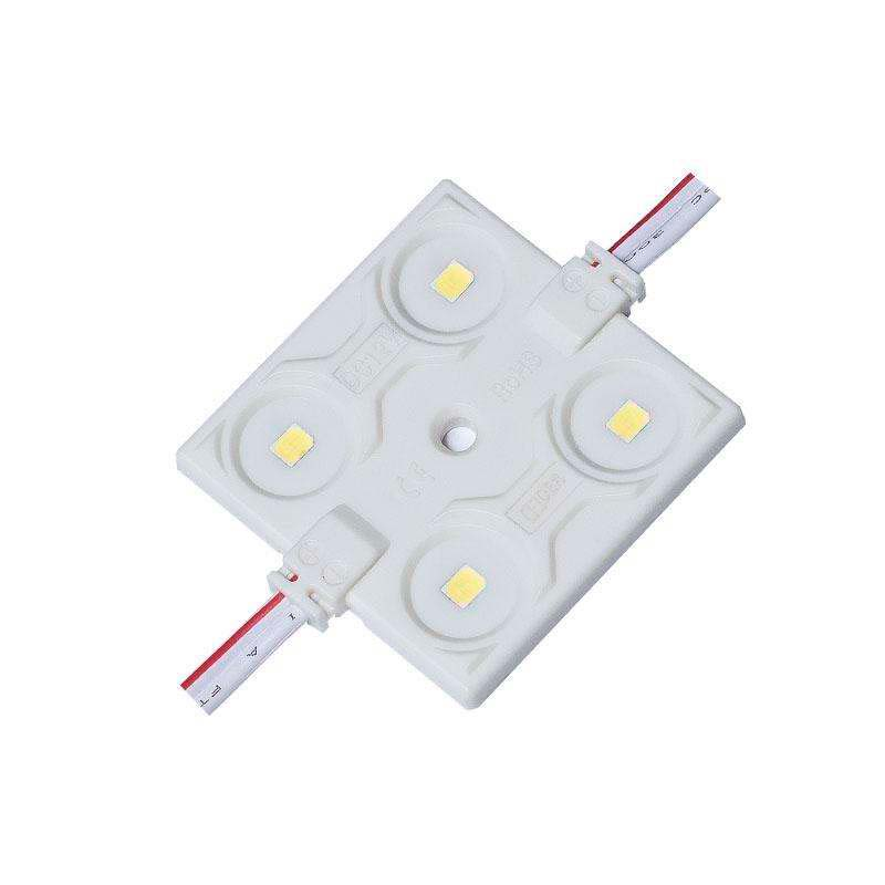 Módulo Led ABS, 4xSMD2835, 1,44W, Blanco neutro